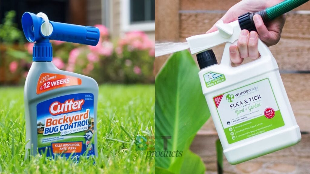 5 Best Yard Mosquito Repellents and Sprays In 2020