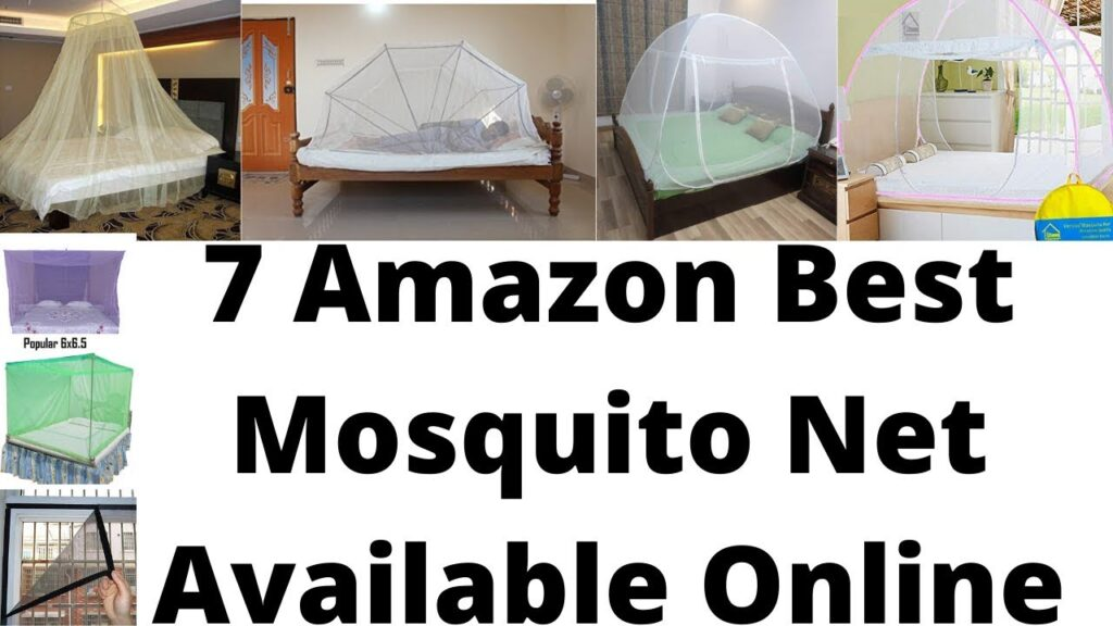 7 Amazon Best Mosquito Net Available Online