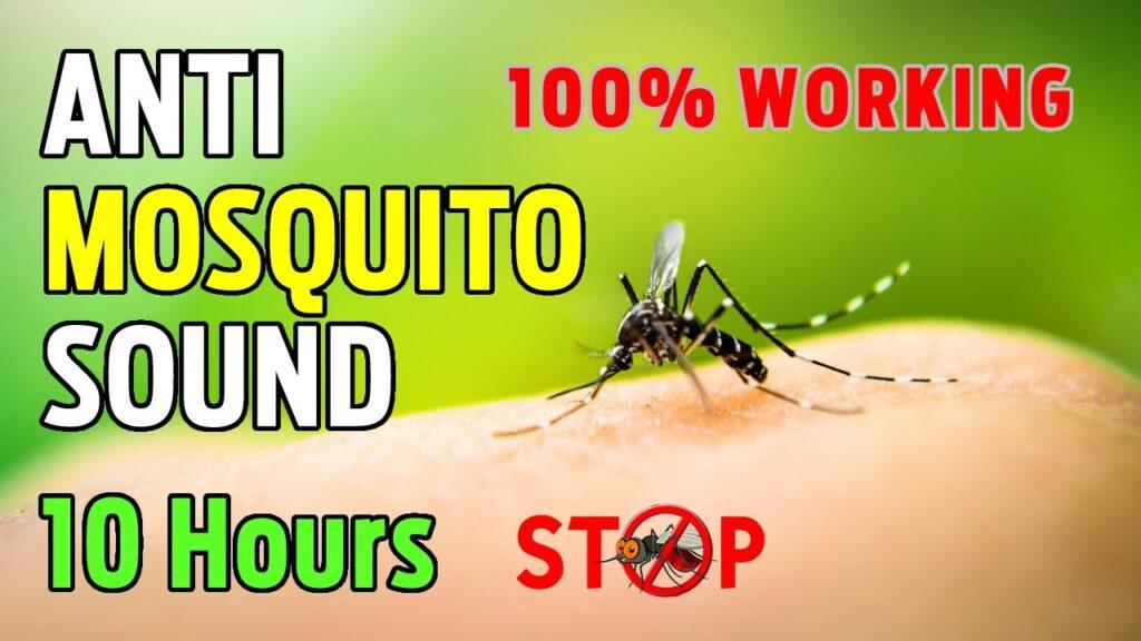Anti Mosquito sound Repellent 10 hours