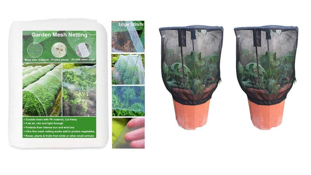 Best Garden Bug Netting Plant Cover | Top 10 Garden Bug Netting Plant Cover For 2021 | Top Rated