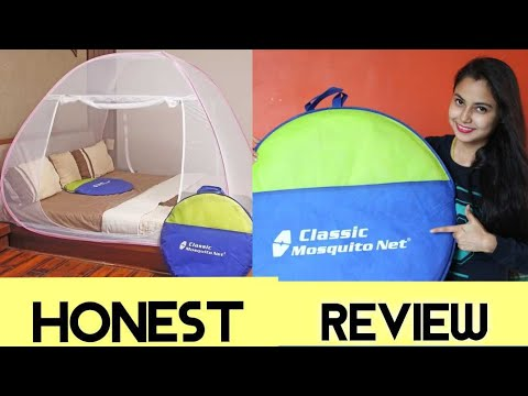 Classic Mosquito Net review video