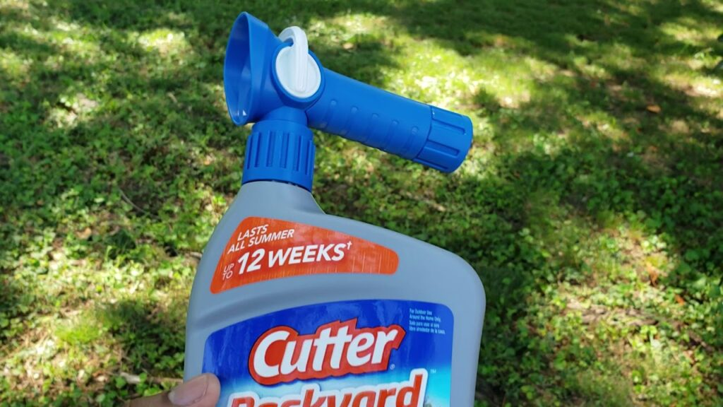 Cutter backyard bug control review after 3 months of use