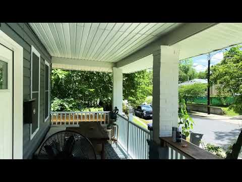 DIY Budget Porch Curtain Rods Mosquito Netting