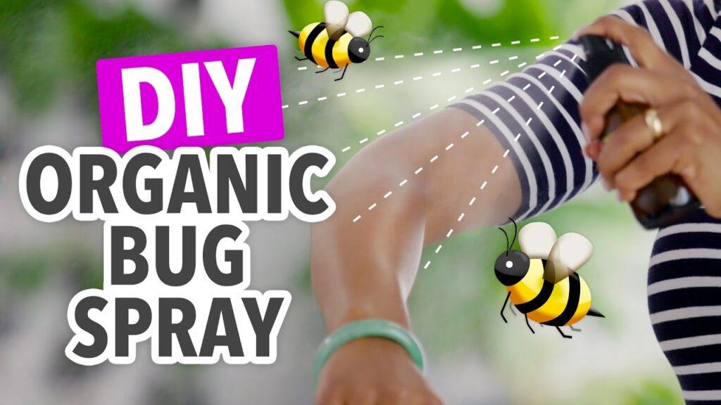 DIY Bug Repellent ~ Organic & Natural – HGTV Handmade
