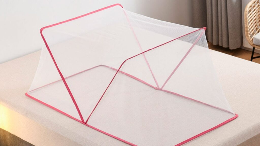 How to Use Foldable Mosquito Net 2020