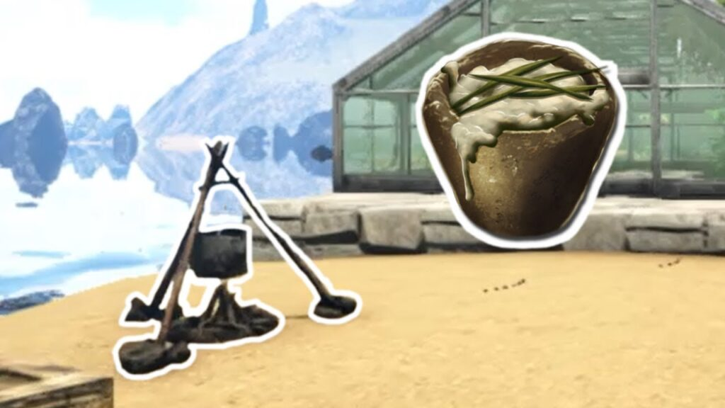 How to make bug repellent in Ark: Survival Evolved