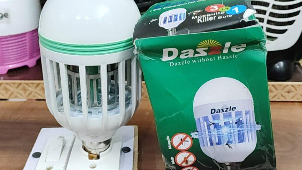 LED Anti-Mosquito Bulb Durable 15W Electronic Kill Bulb