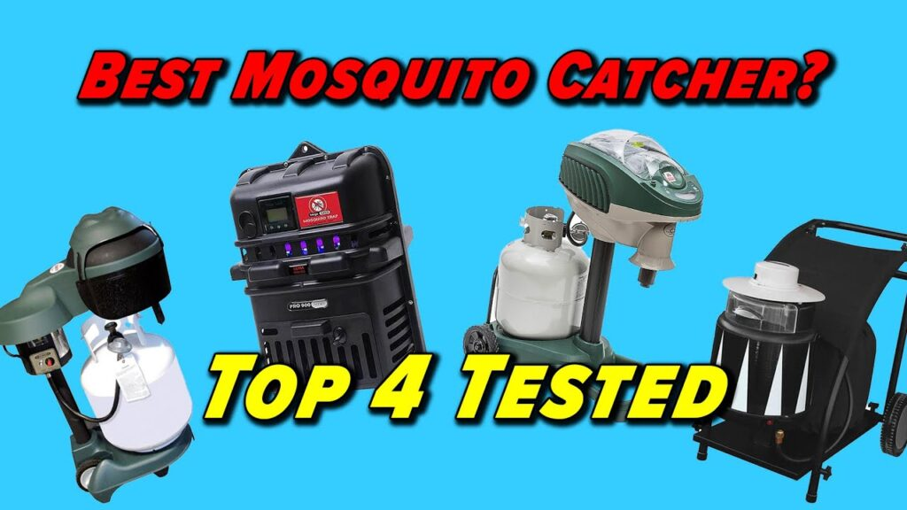 Mosquito Magnet vs Skeeter Vac vs Mega Catch vs Bite Shield | Traps Tested!