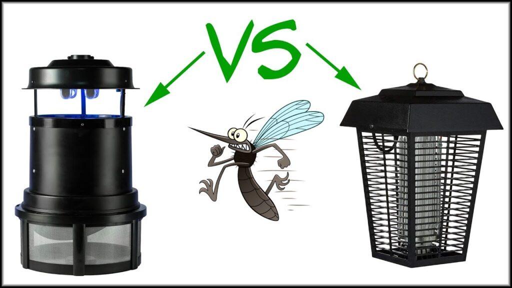 Mosquito Trap and Bug Zapper