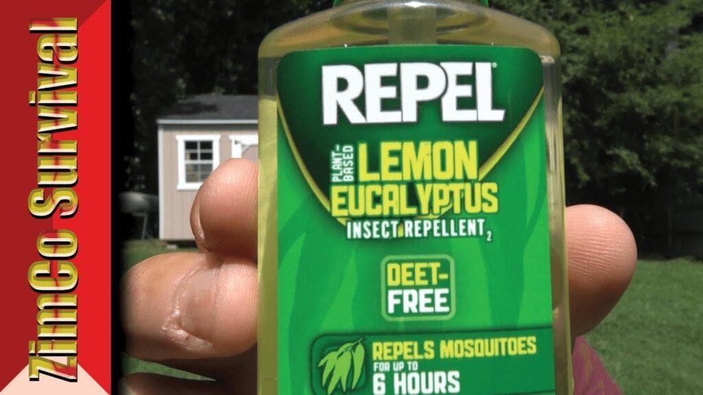 ✔️ Repel Lemon of Eucalyptus Insect Repellent – Review