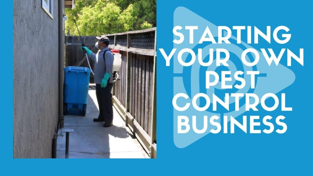 Starting your own pest control business (Episode 5)