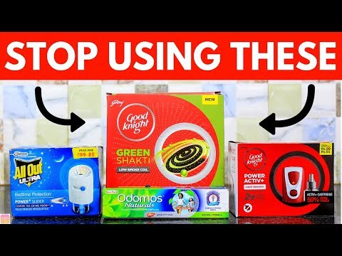 The Truth about Mosquito Repellents in India (WITH SOLUTION)