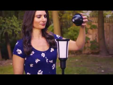 Thermacell Mosquito Repellent Patio Shield Torch offers Effective Mosquito Protection!