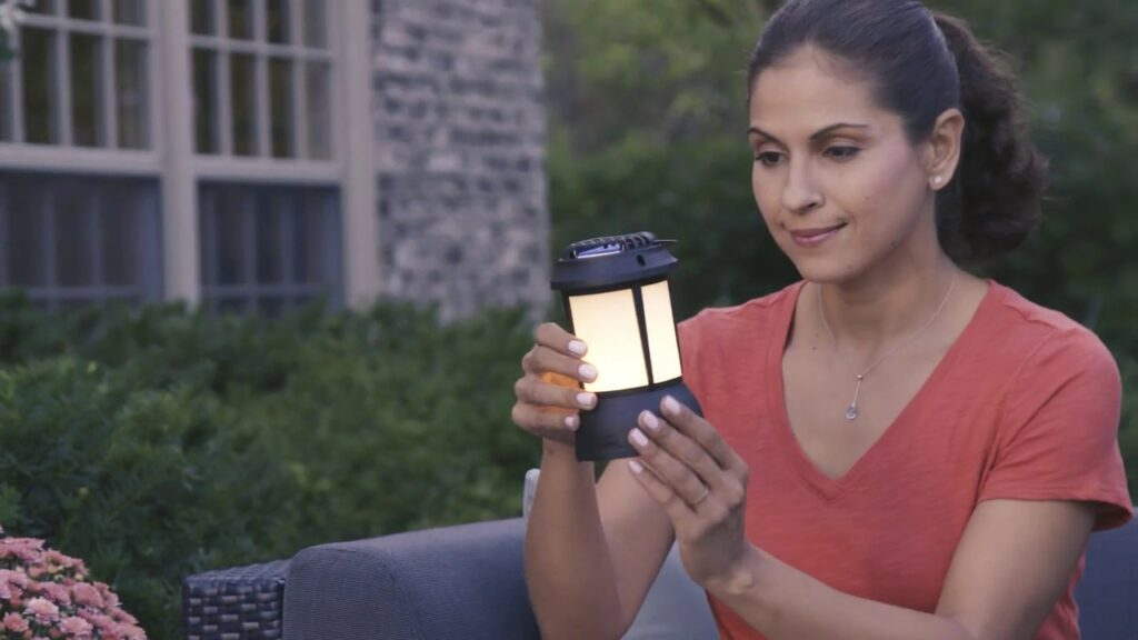 Thermacell Patio Shield Mosquito Repellent Lantern