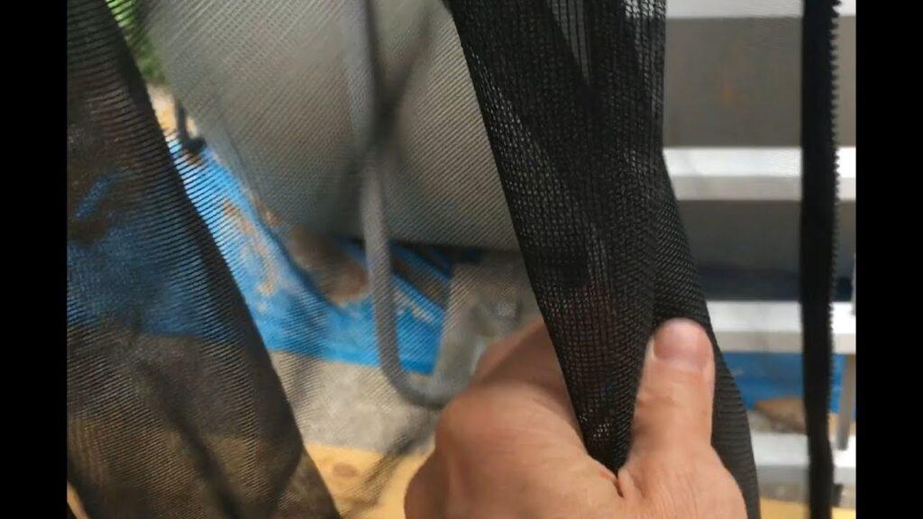 Yardistry Gazebo Mosquito Net